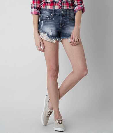 Daytrip Taurus Boyfriend Stretch Short