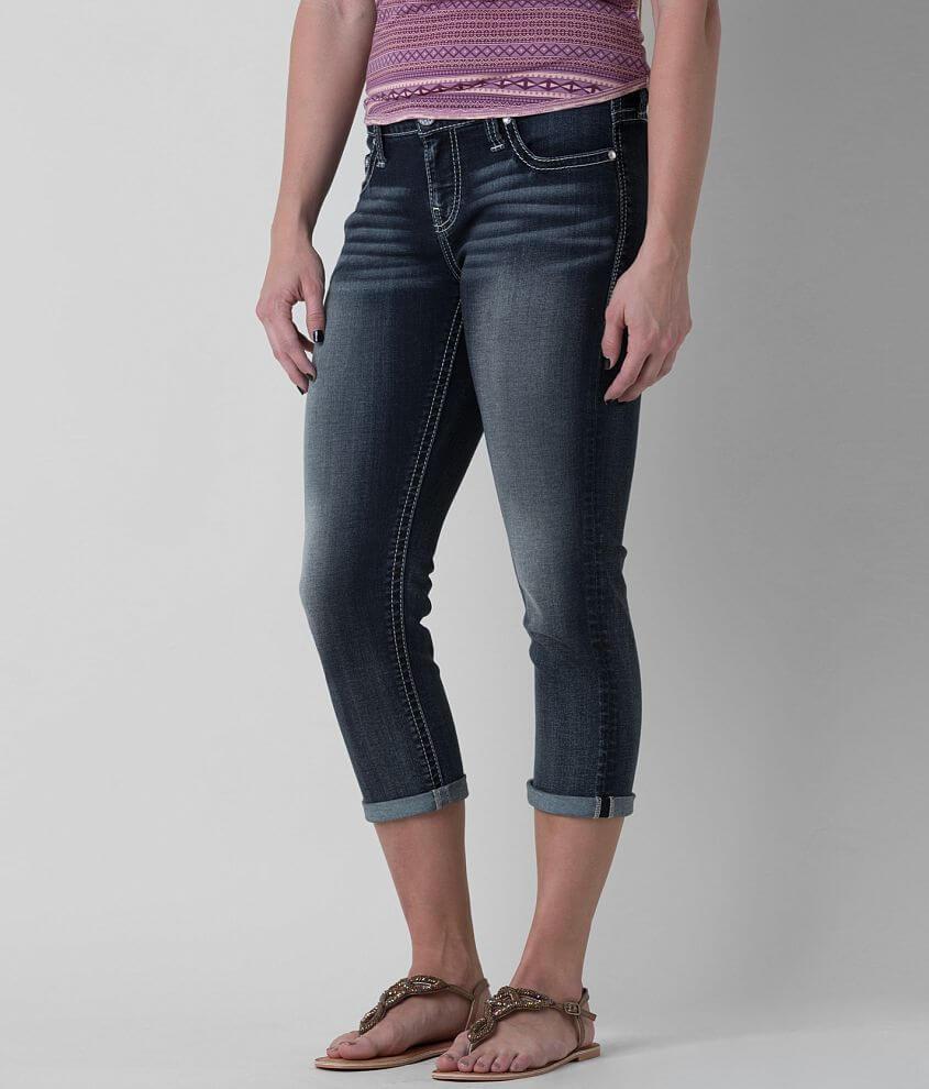 Daytrip Mila Stretch Cropped Jean front view