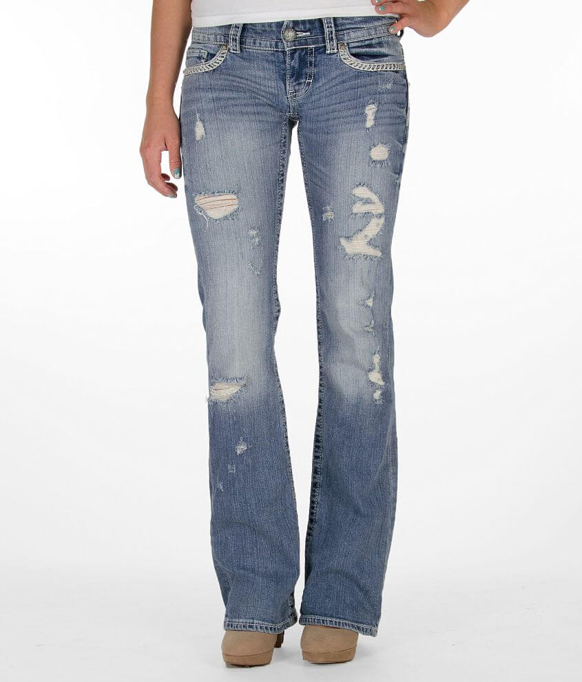 Daytrip Leo Boot Stretch Jean front view