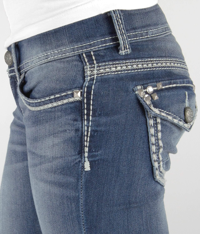 fe8692d12dd Daytrip Leo Boot Stretch Jean - Women's Jeans in Light 8   Buckle