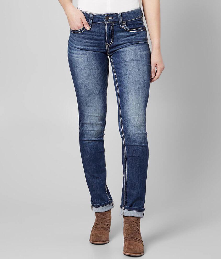 Daytrip Virgo Straight Stretch Jean front view