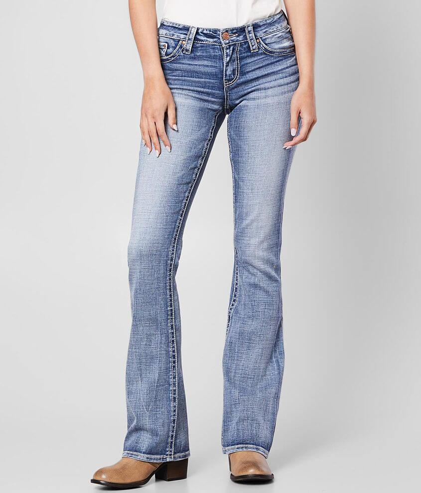 Daytrip Lynx Mid-Rise Boot Stretch Jean front view