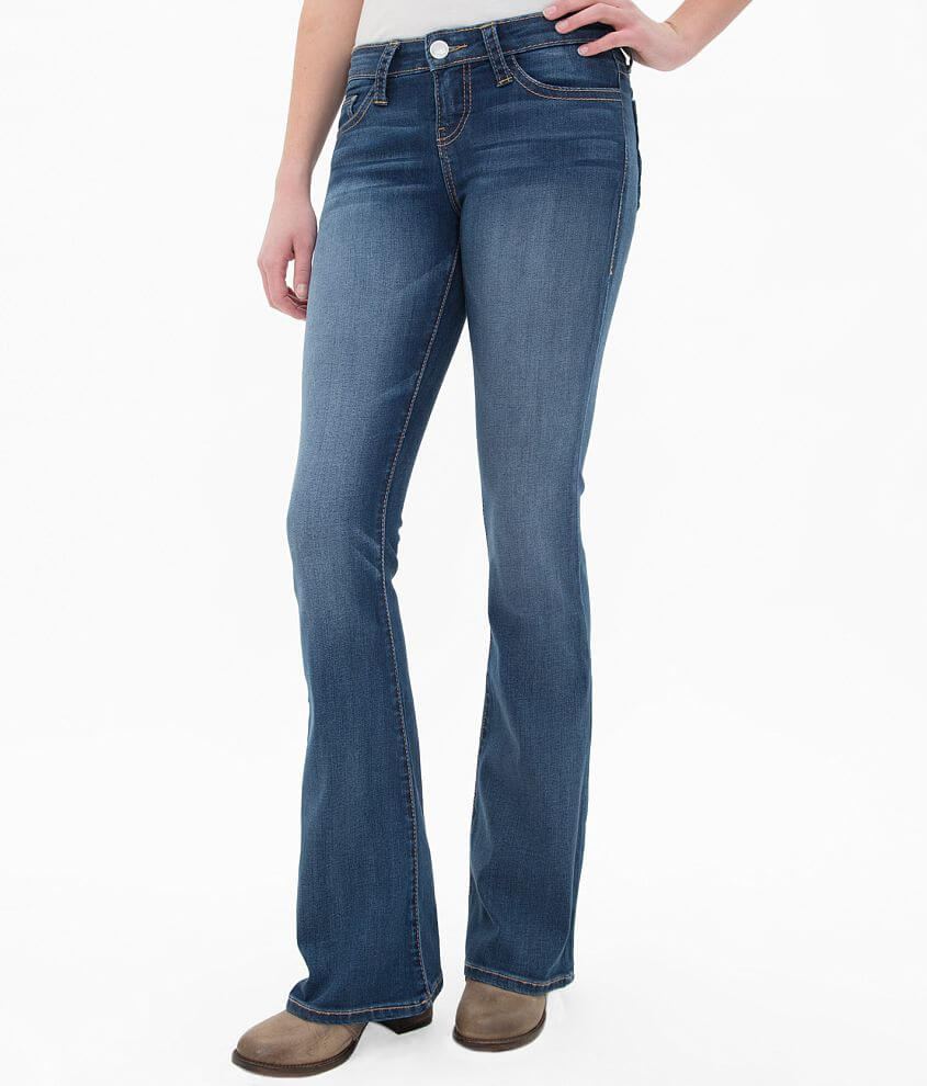 Daytrip Lynx Flare Stretch Jean front view