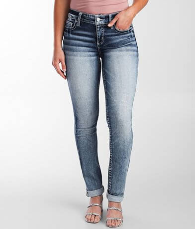 Daytrip Virgo Straight Stretch Jean