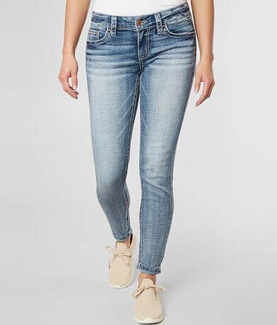 Daytrip Virgo Ankle Skinny Stretch Cuffed Jean