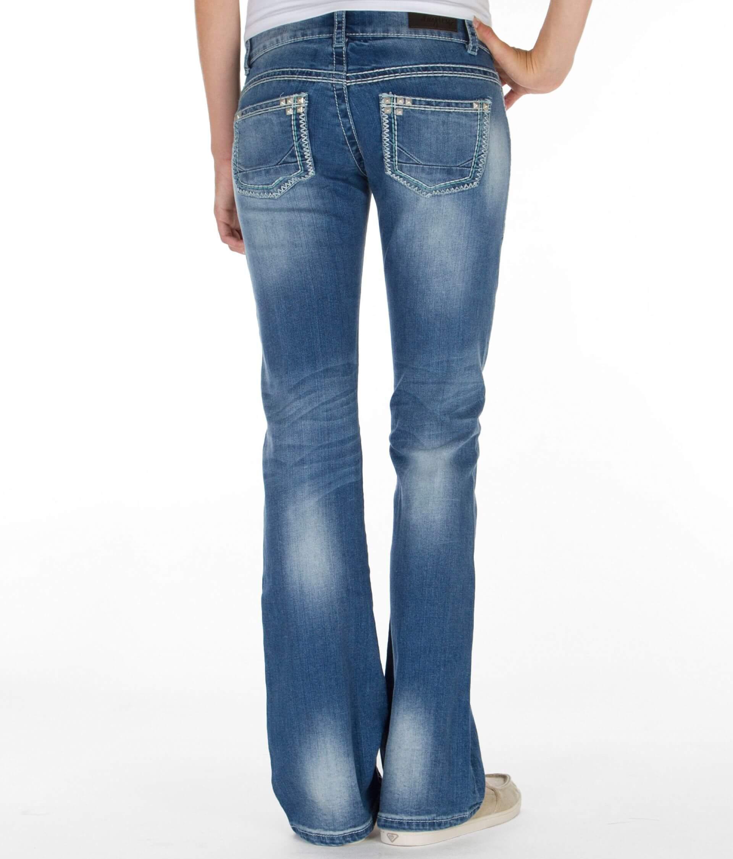 daad417eeb3 Daytrip Leo Boot Stretch Jean - Women's Jeans in Light 18   Buckle