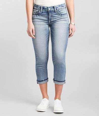 Daytrip Virgo Stretch Cropped Jean