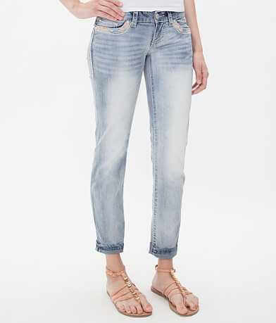 Daytrip Aries Skinny Stretch Cropped Jean