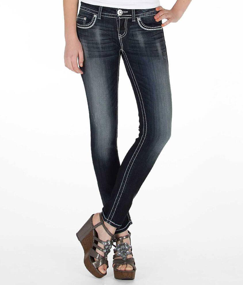 Daytrip Lynx Ankle Skinny Stretch Jean front view