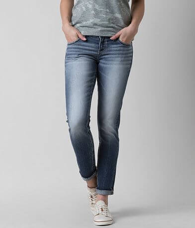 Daytrip Lynx Ankle Skinny Stretch Jean