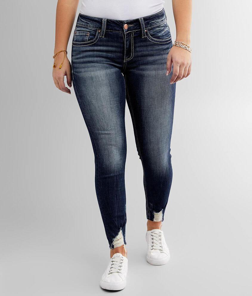 Daytrip Virgo Ankle Skinny Stretch Jean front view