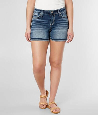 Daytrip Mila Stretch Cuffed Short