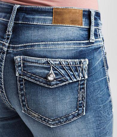 Daytrip Virgo Ankle Skinny Stretch Cuffed Jean