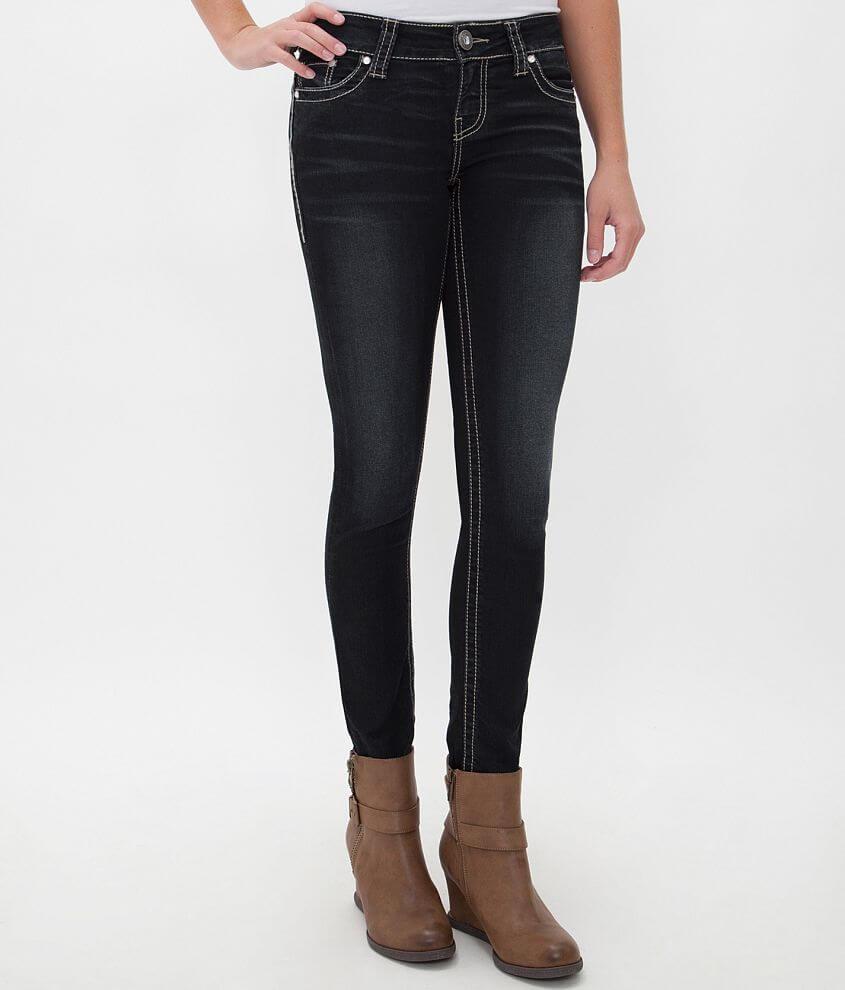 Daytrip Virgo Skinny Stretch Cropped Jean front view