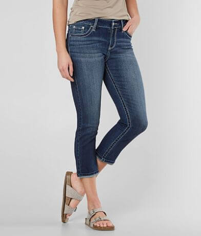 Daytrip Mila Stretch Cropped Jean