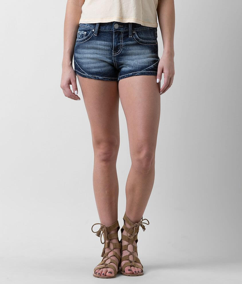Daytrip High Rise Capricorn Stretch Short front view