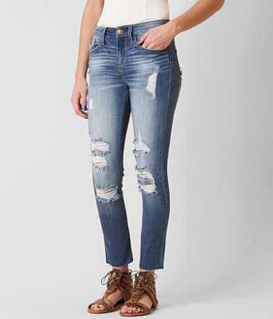 Daytrip Refined Lynx Ankle Skinny Stretch Jean