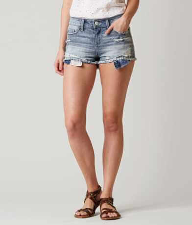 Daytrip Refined High Rise Capricorn Stretch Short