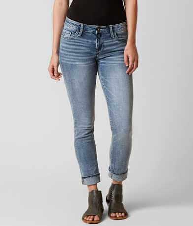 Daytrip Refined Lynx Straight Stretch Jean