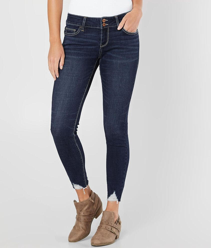 Superior Stretch (High Stretch) - Superior stretch fabric, our highest level of stretch for ultimate movement. Style JBK2000/Skus 132256, 132257 Mid-rise zip fly stretch jean Curvy fit, eased through the hip and thigh 10\\\
