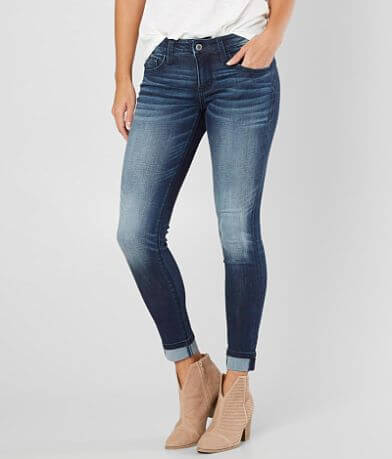Daytrip Refined Virgo Ankle Skinny Stretch Jean