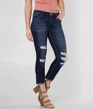 Daytrip Refined Virgo Stretch Cropped Jean