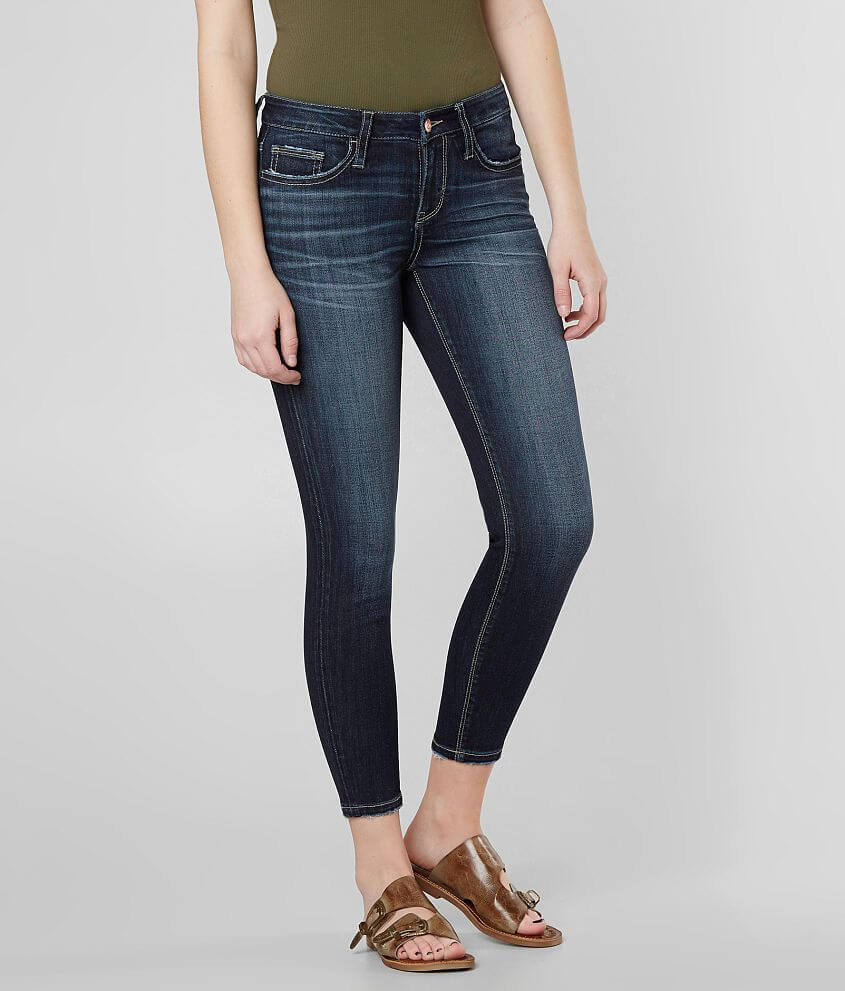 Daytrip Refined Lynx Ankle Skinny Stretch Jean front view