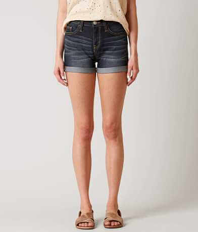 Daytrip Refined Lynx High Rise Stretch Short