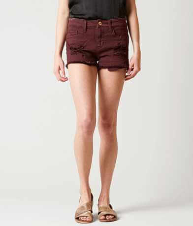 Daytrip Refined Capricorn High Rise Short