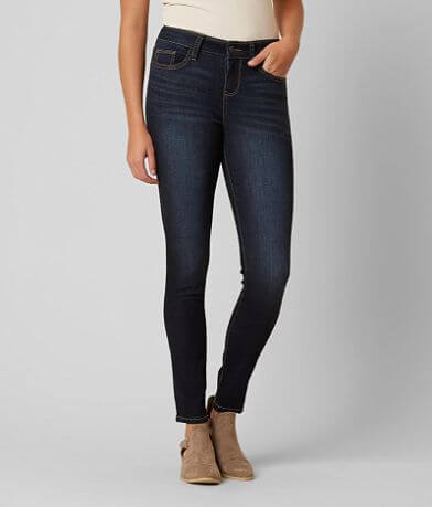 Daytrip Refined Lynx High Rise Skinny Stretch Jean
