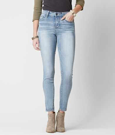 Daytrip Lynx High Rise Skinny Stretch Jean