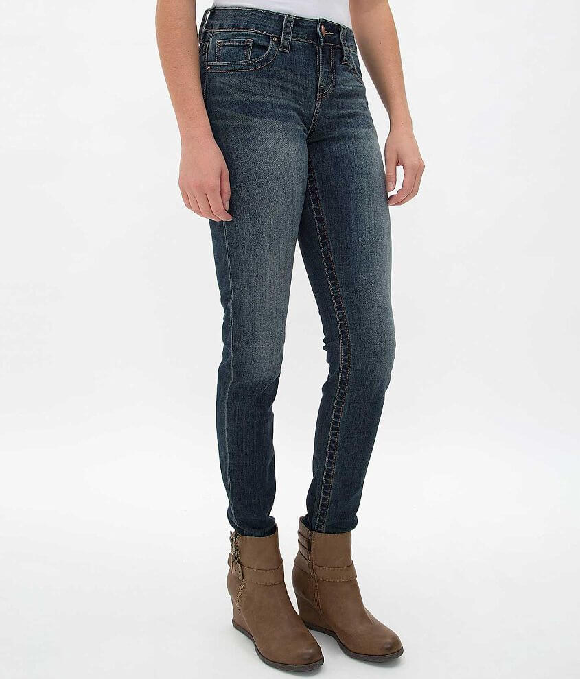 Daytrip Lynx High Rise Skinny Jean front view