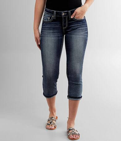 Daytrip Virgo Stretch Cropped Jean