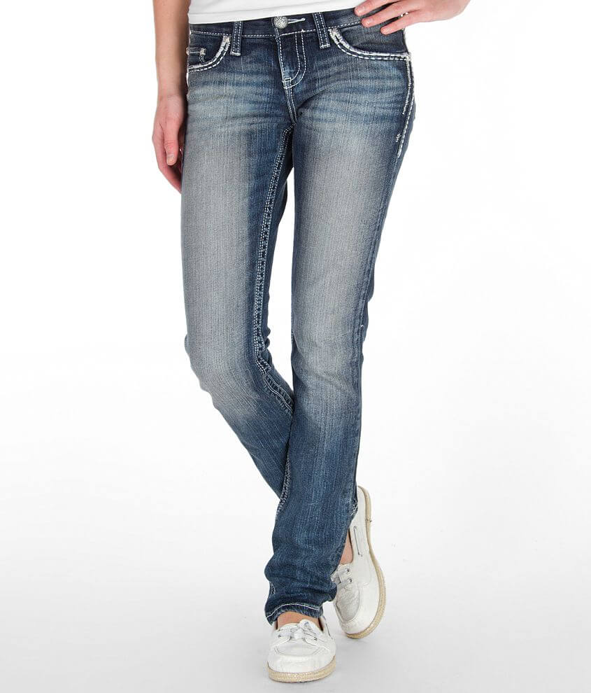 Daytrip Aquarius Straight Jean front view