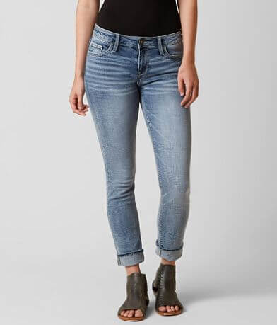 Daytrip Refined Lynx Straight Jean