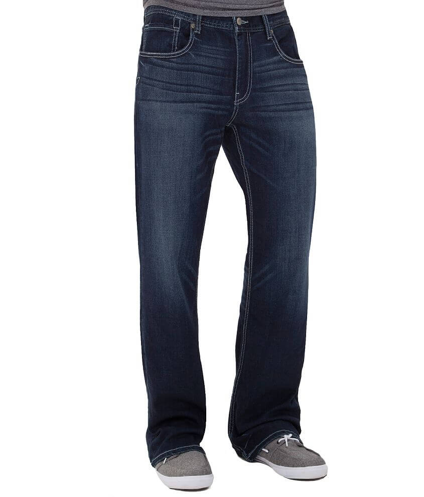 Reclaim Relaxed Bootcut Jean front view