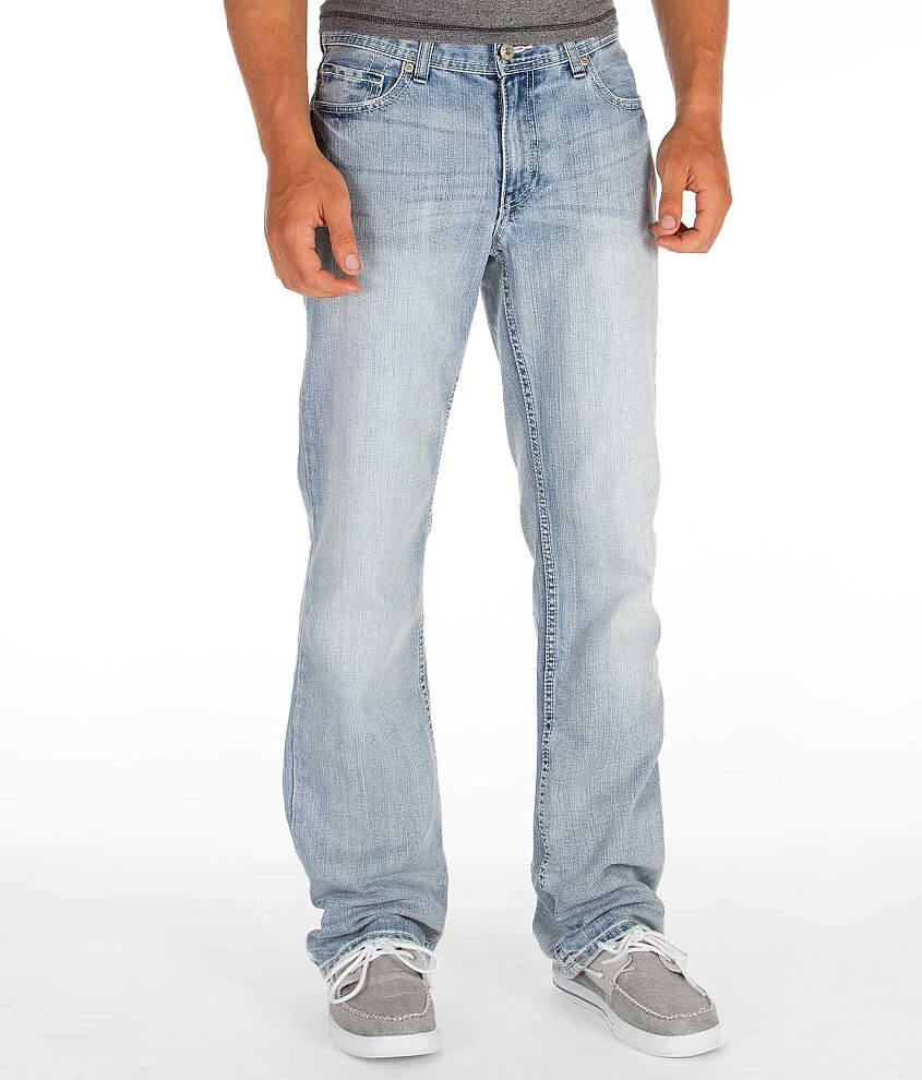 Reclaim Low Rise Bootcut Jean front view