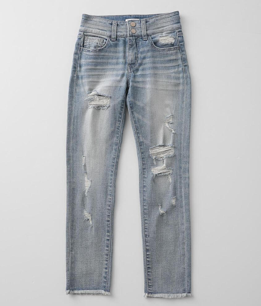 Girls - BKE Slim High Rise Ankle Skinny Jean front view