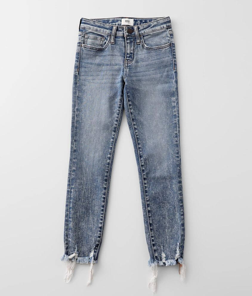 Girls - BKE Slim Mid-Rise Ankle Skinny Jean front view