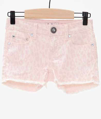 Girls - Daytrip Cheetah Print Shorts