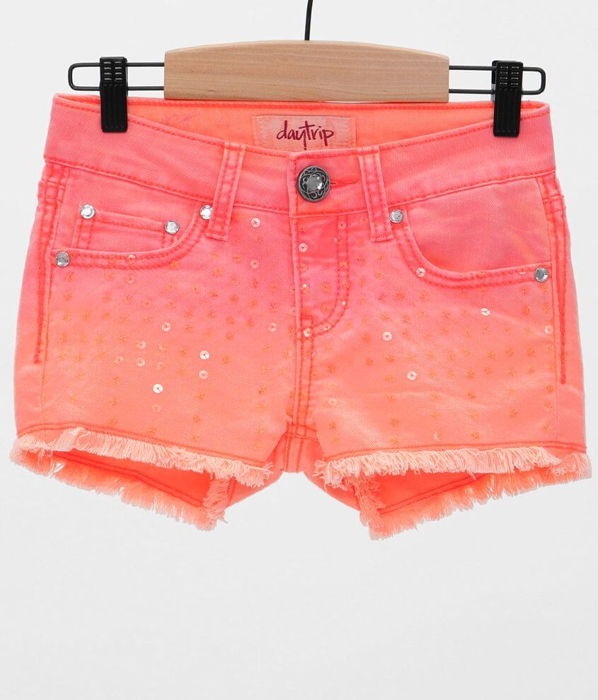 Girls - Daytrip Ombre Short front view
