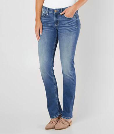 BKE Payton Straight Stretch Cuffed Jean
