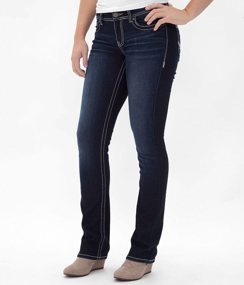 BKE Dakota Straight Stretch Jean front view