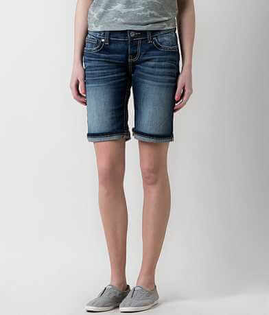BKE Stella Bermuda Stretch Short