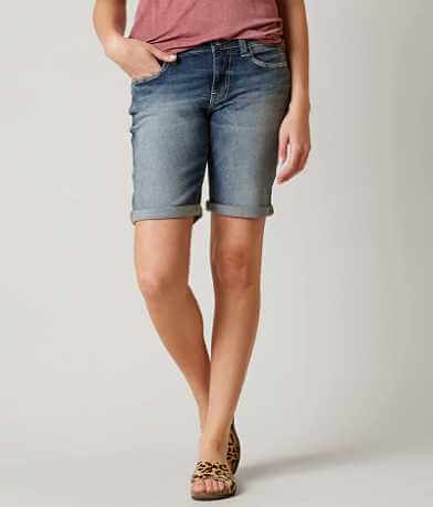 BKE Harper Bermuda Stretch Short