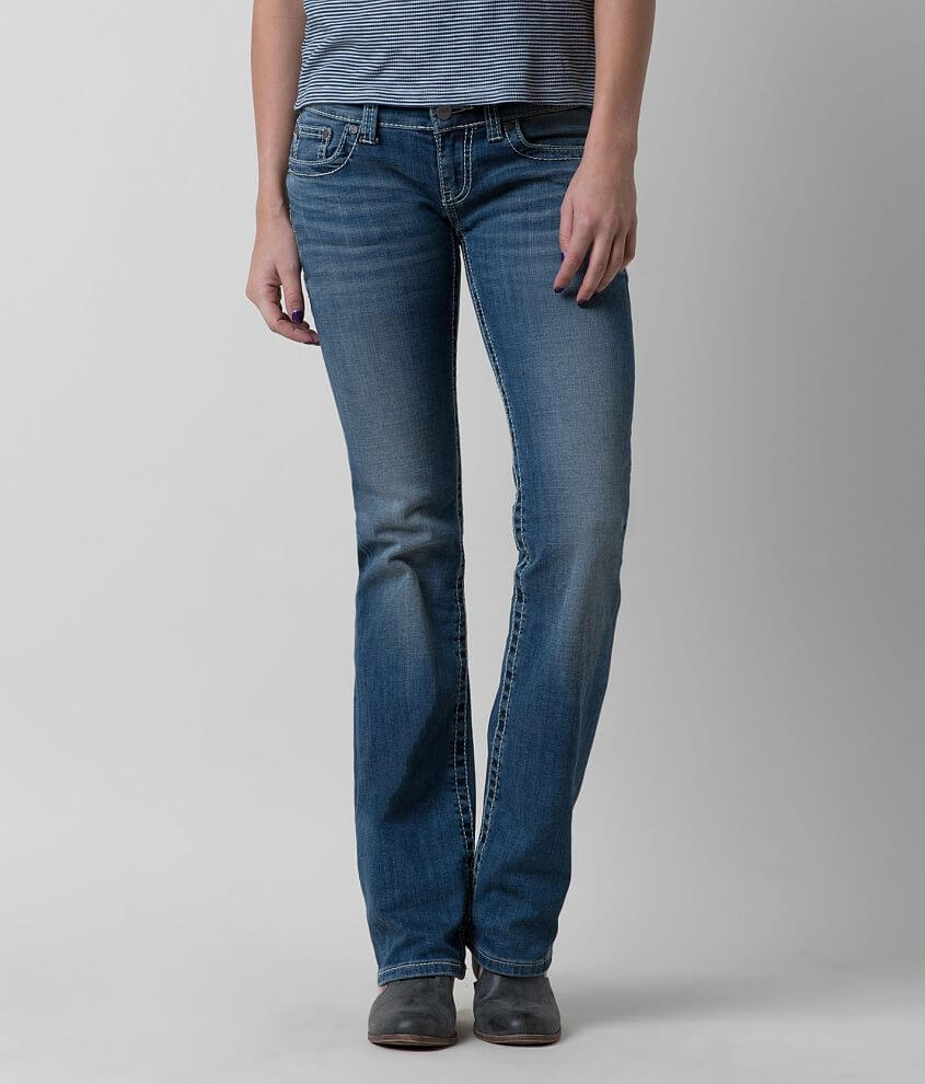 BKE Stella Boot Stretch Jean front view