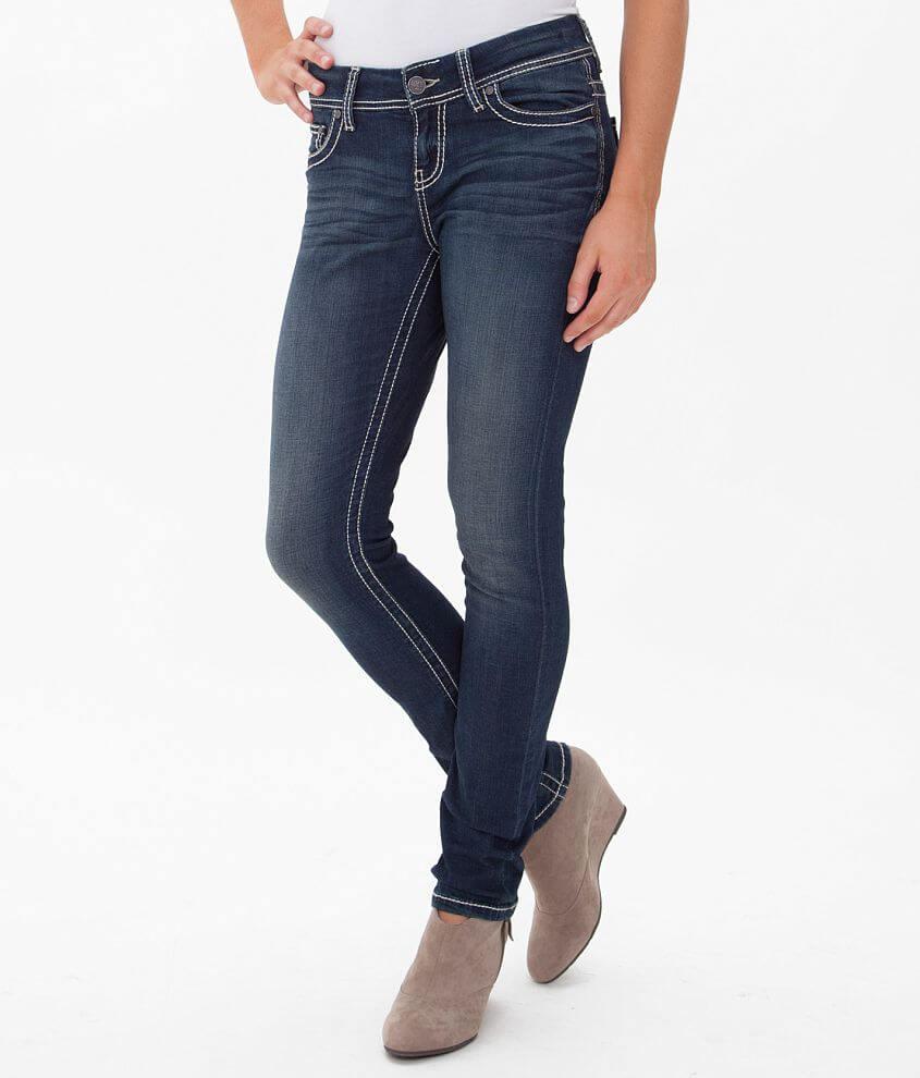 BKE Dakota Skinny Stretch Jean front view