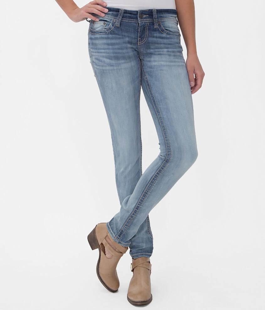 BKE Stella Skinny Stretch Jean front view