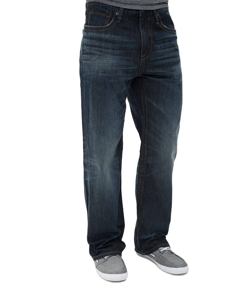 BKE Seth Straight Jean front view