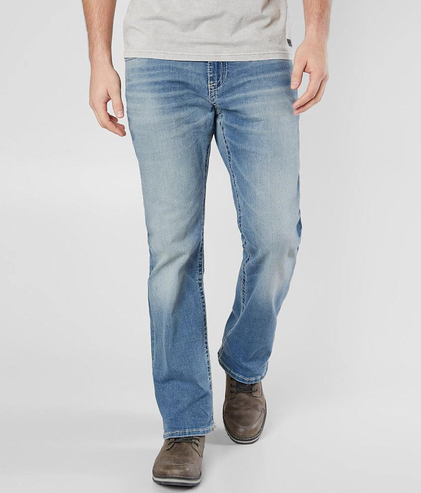 BKE Tyler Straight Stretch Jean front view